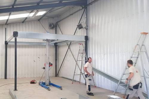 photo montage mezzanine